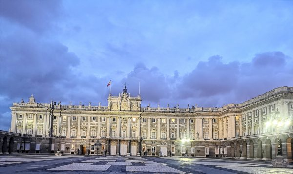 Palatul Regal Madrid