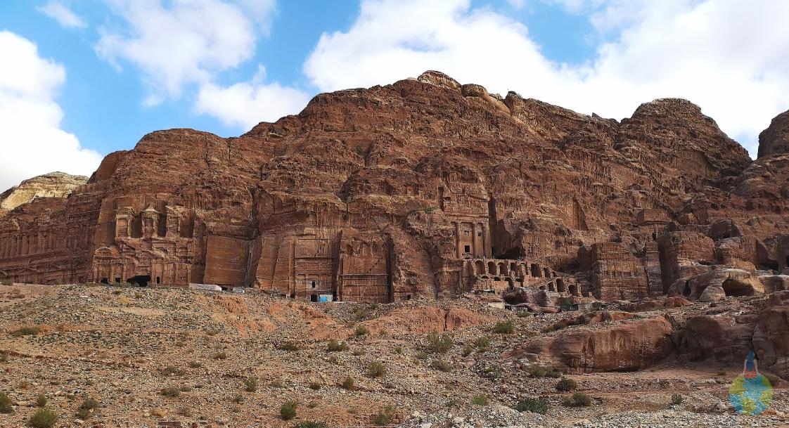 Mormintele regale Petra