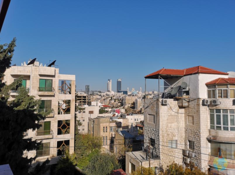 Vedere Vila Dia Amman Iordania