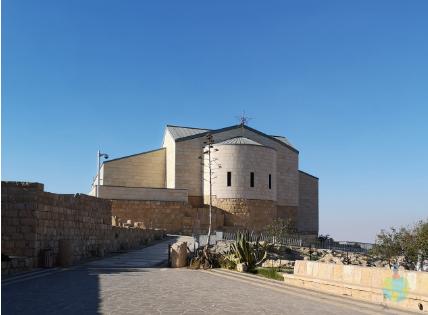 Biserica Creștină de pe Mount Nebo