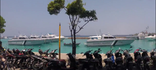 Promenadă Getty Male/Hulhumale Maldive