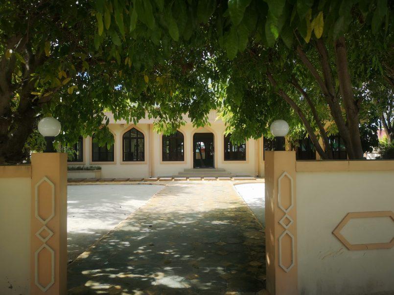 Moscheea Himmafushi
