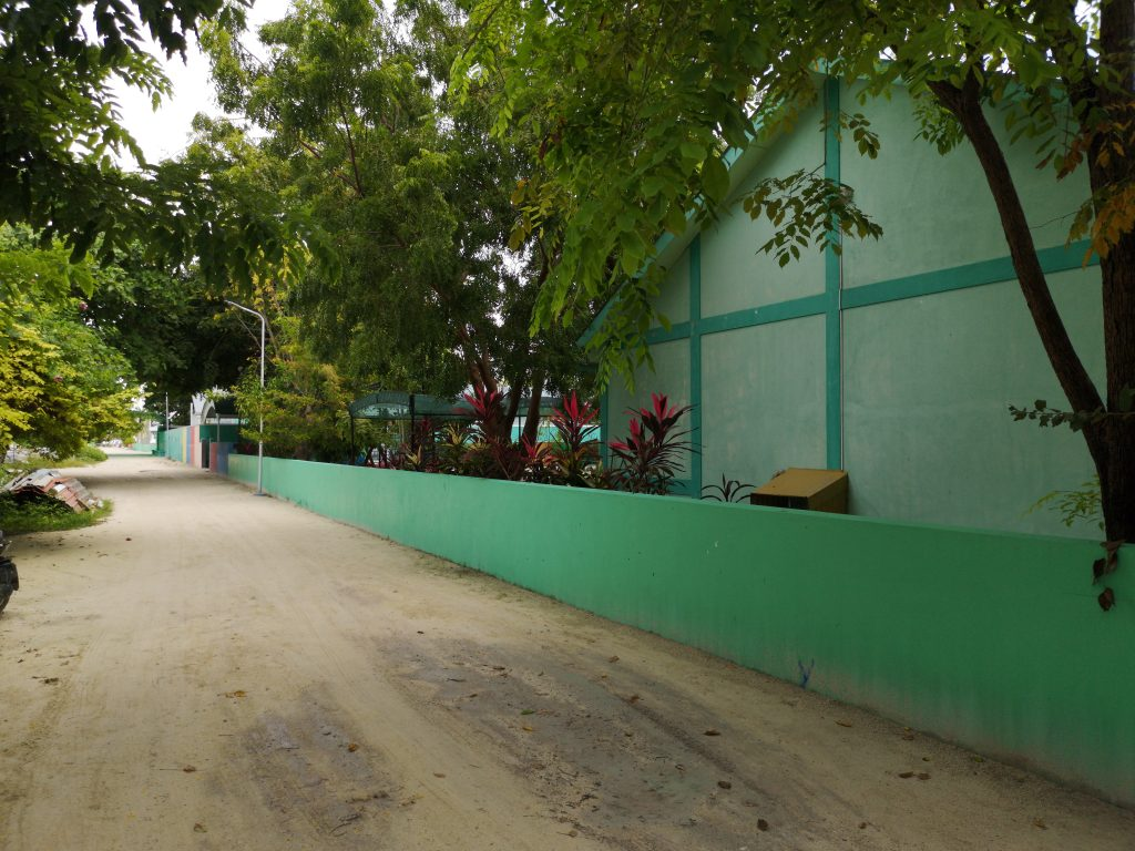 Himmafushi Maldive