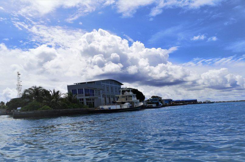 Fabrica de Pește Himmafushi Maldive