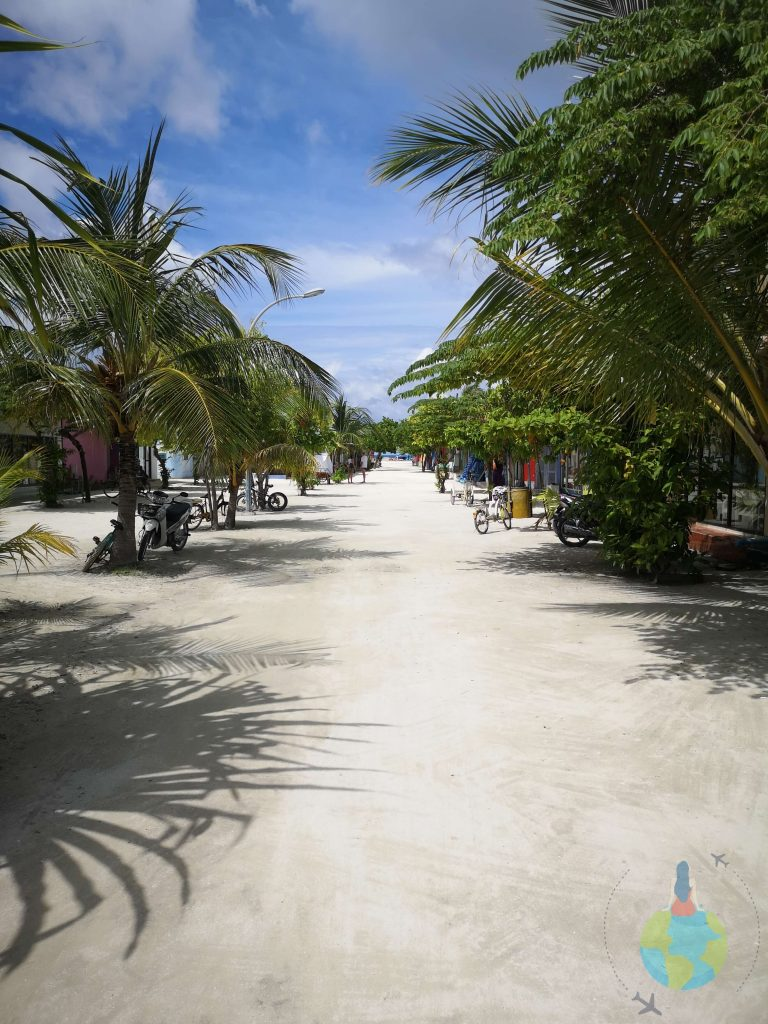 Strada Hura Maldive