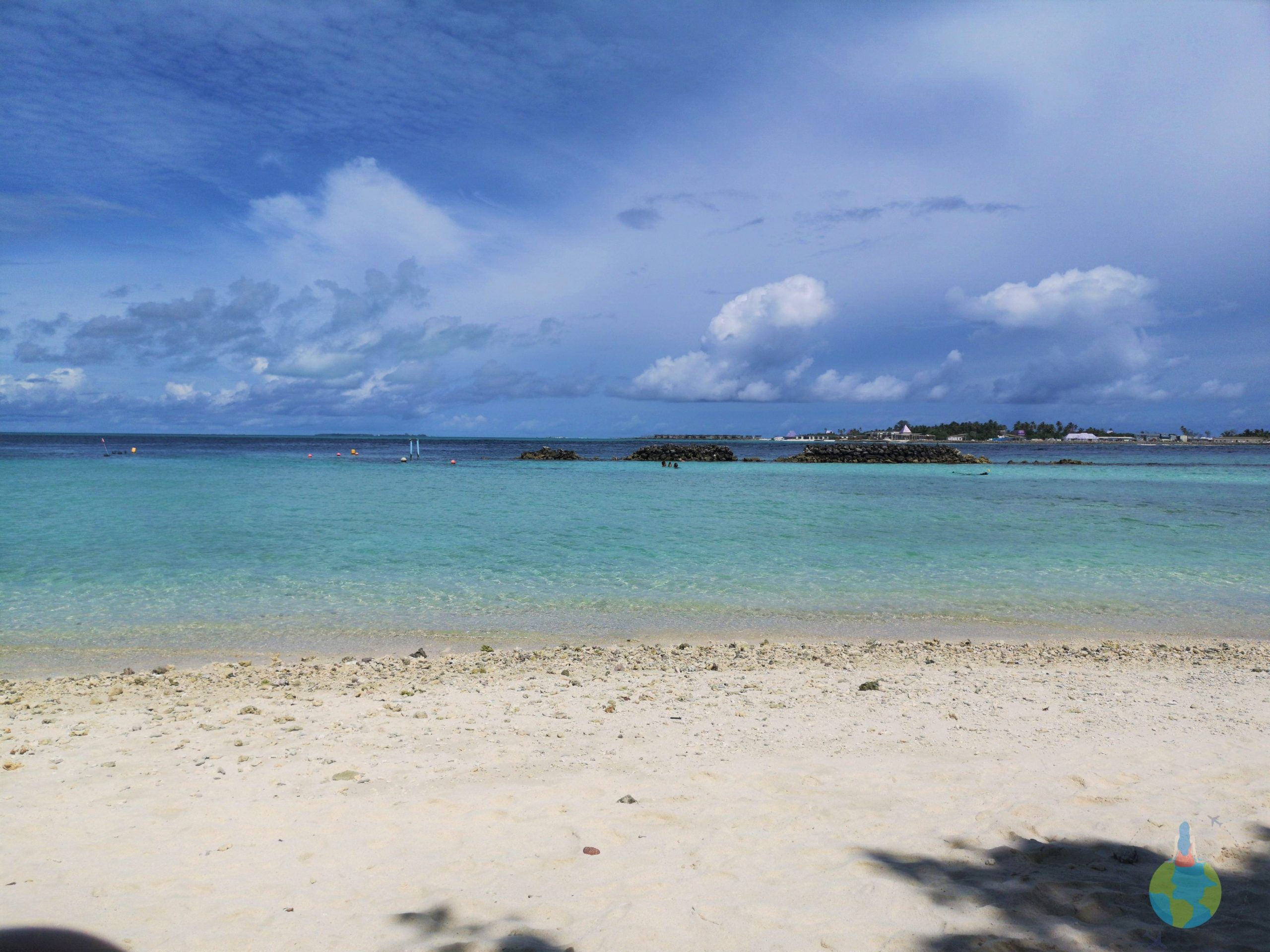 Plaja Turistilor Thulusdhoo Maldive