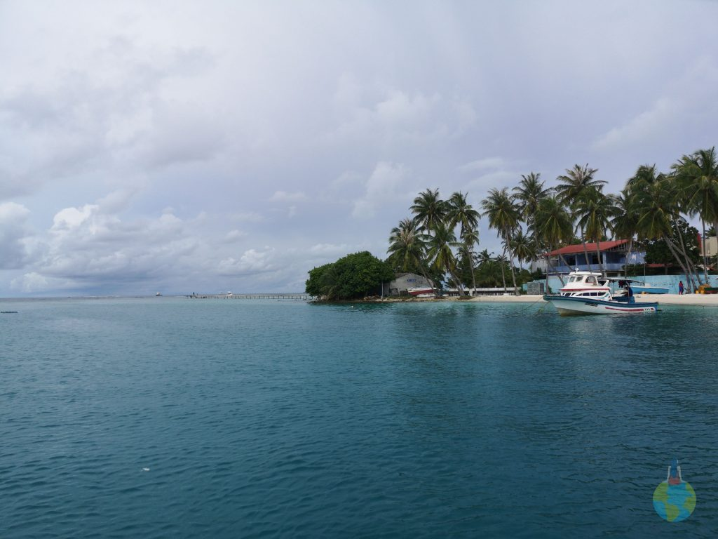 Portul Thulusdhoo Maldive