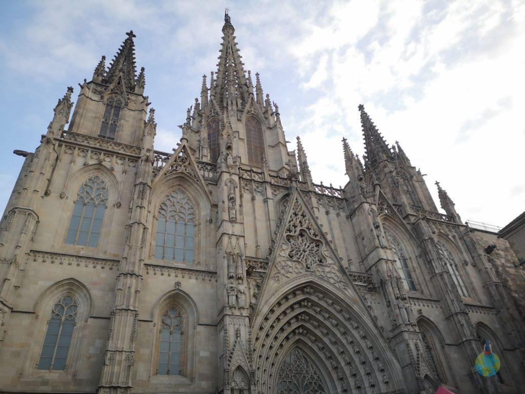 Barcelona Catedrala