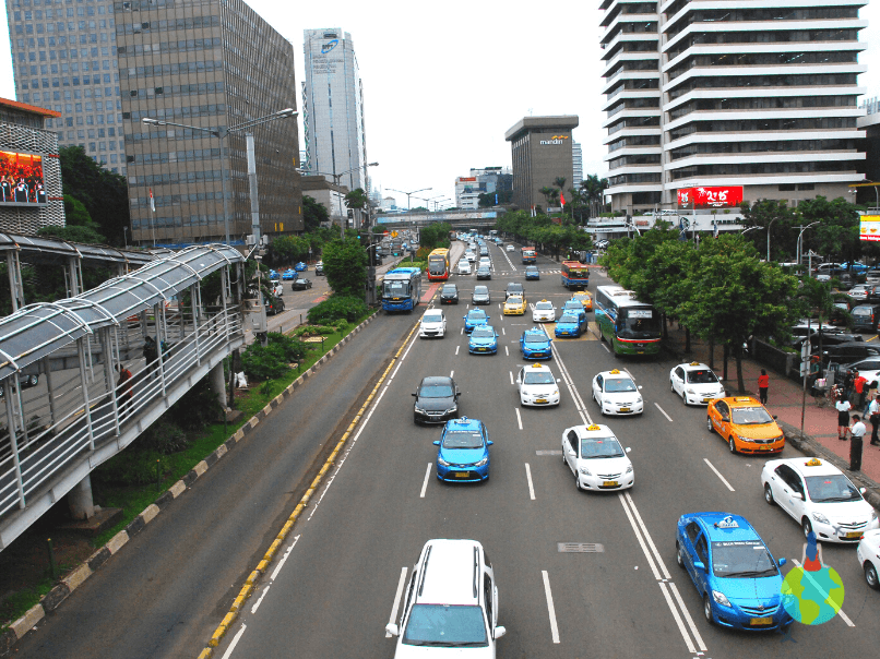 Trafic Jakarta