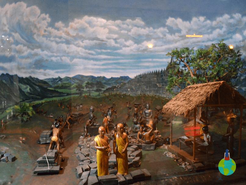Machete din Muzeul de Istorie Jakarta