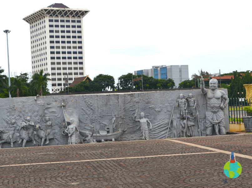 Parcul Monas Tower