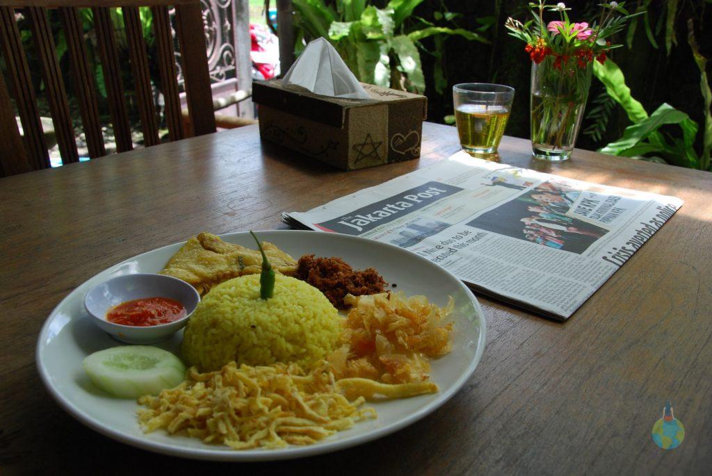 Mâncare indoneziană,Yogyakarta, Frans, Vila Alamanda