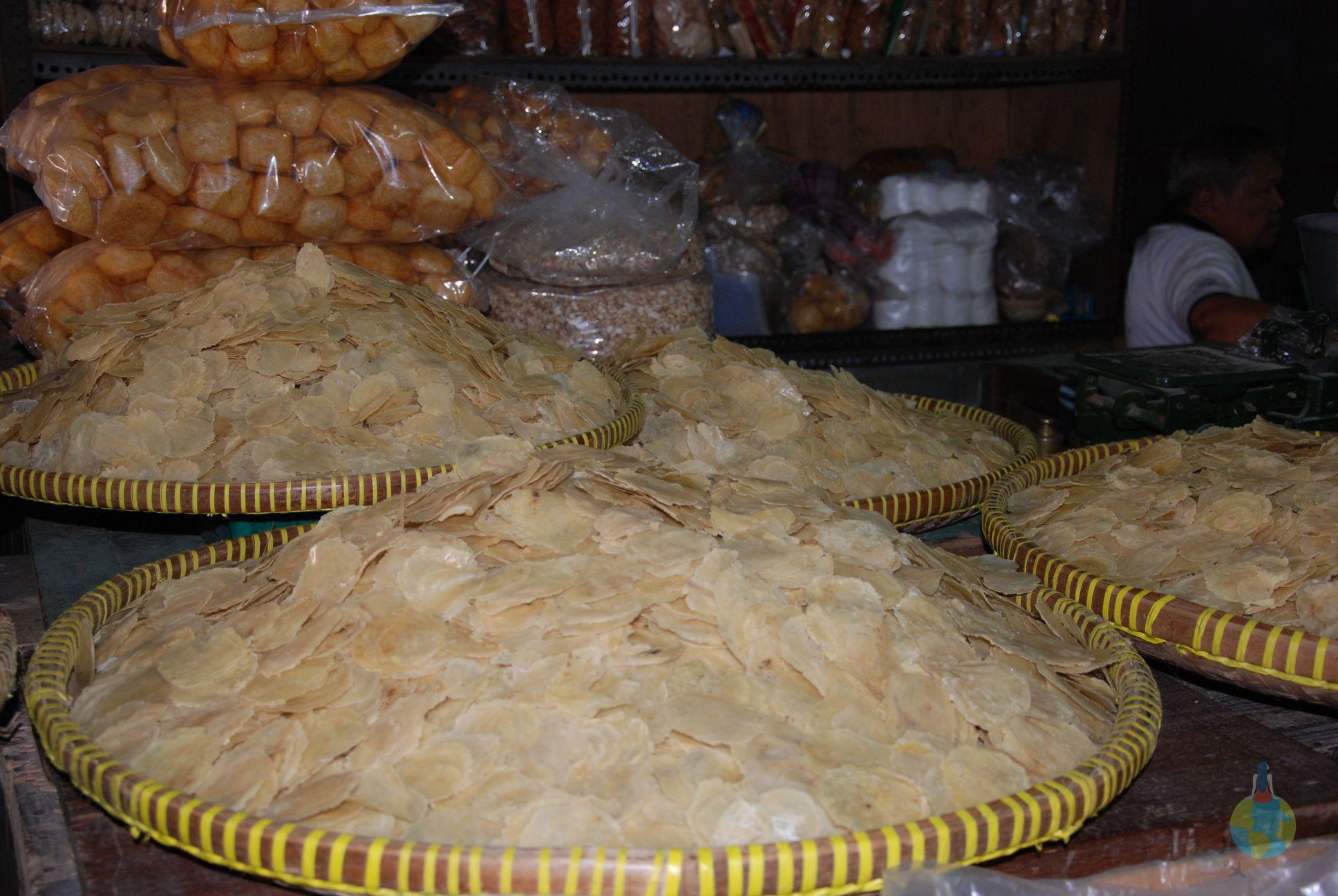 Yogyakarta, piata, mancare, mirodenii, Indomezia