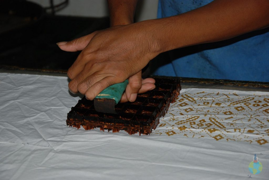 Batic Pictat, Yogyakarta, Indonezia