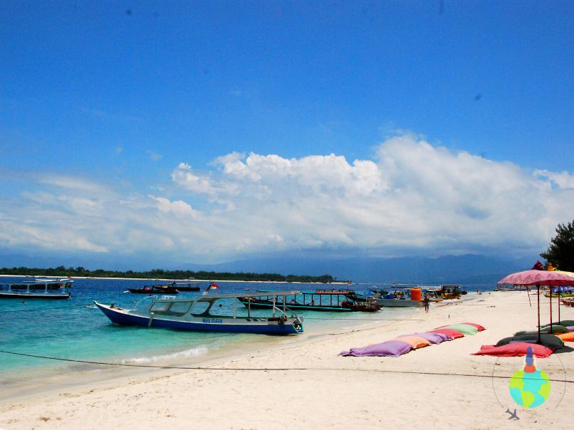 Plaja Gili Trawagan