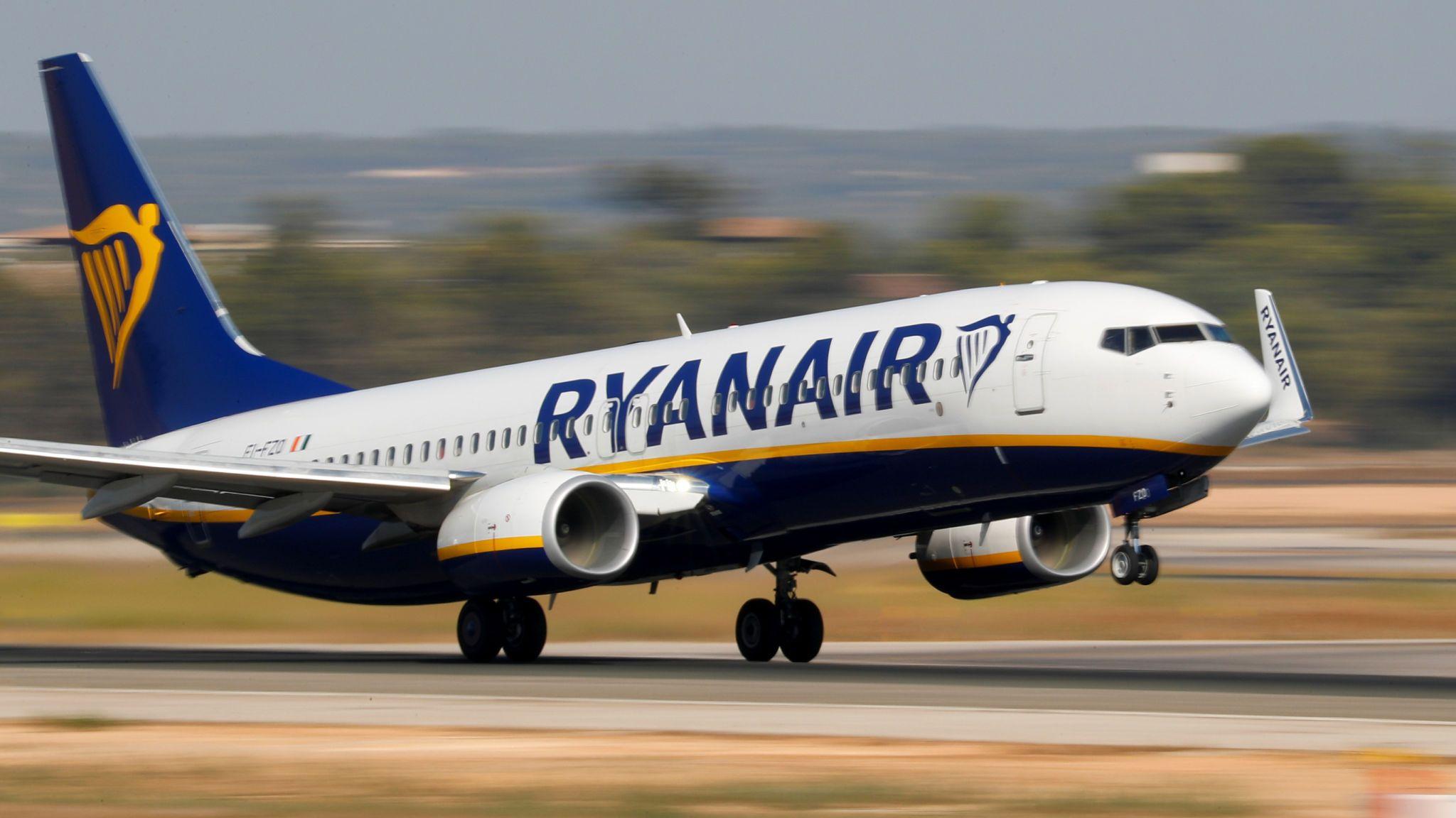 Ryanair anunță anularea zborurilor din 24.03.2020