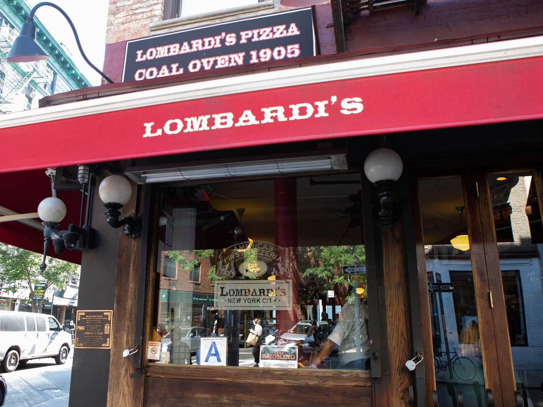 Pizza Lombardi's
