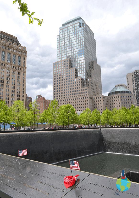 9/11 Memorial North Pool - New York