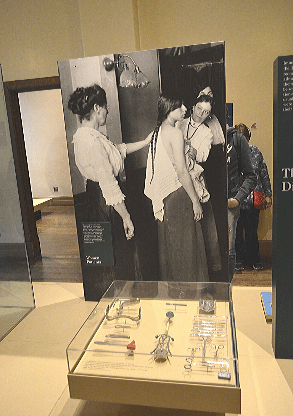 Oficiul verificărilor Medicale de pe Ellis Island