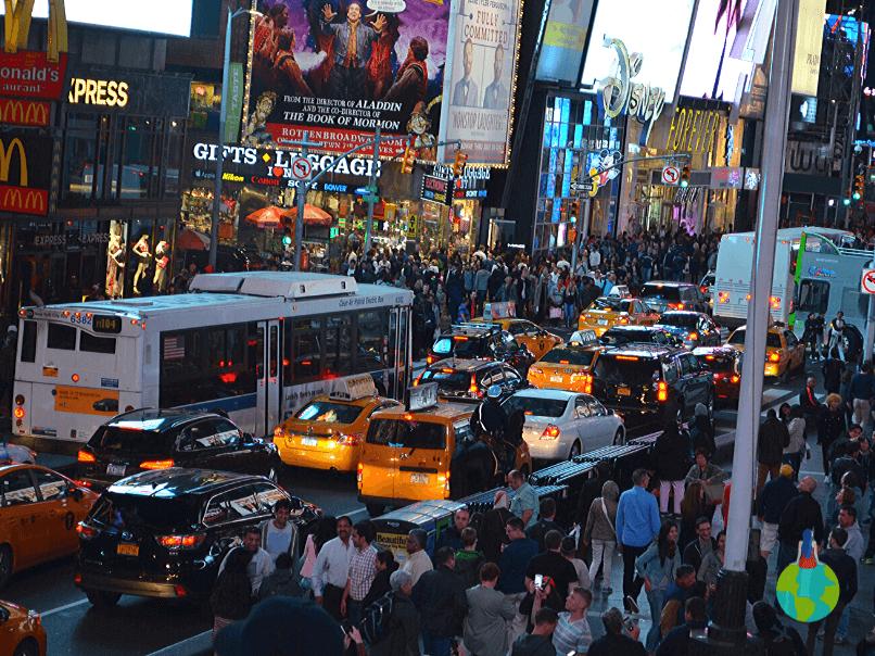 Noaptea în Time Square