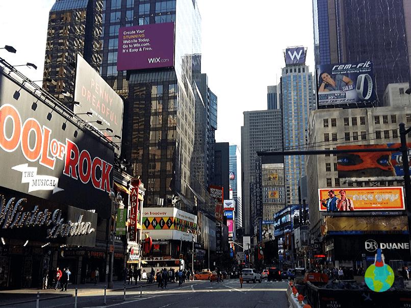 Bulevardul Broadway