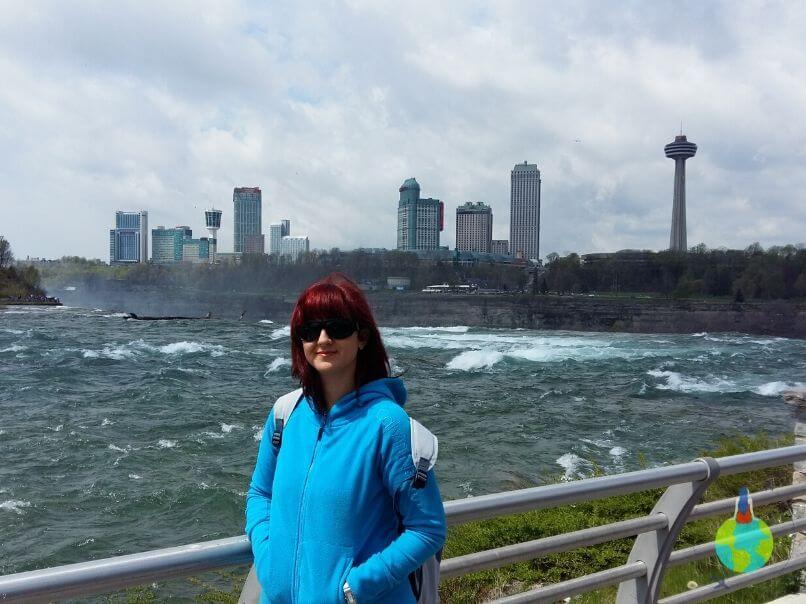 Canada văzută de la Observation Tower