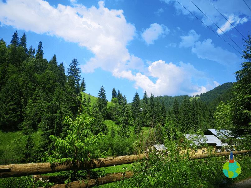 Peisaje din Parcul Național Apuseni