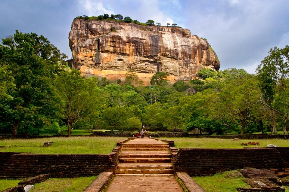 Sigiria Sri Lanka
