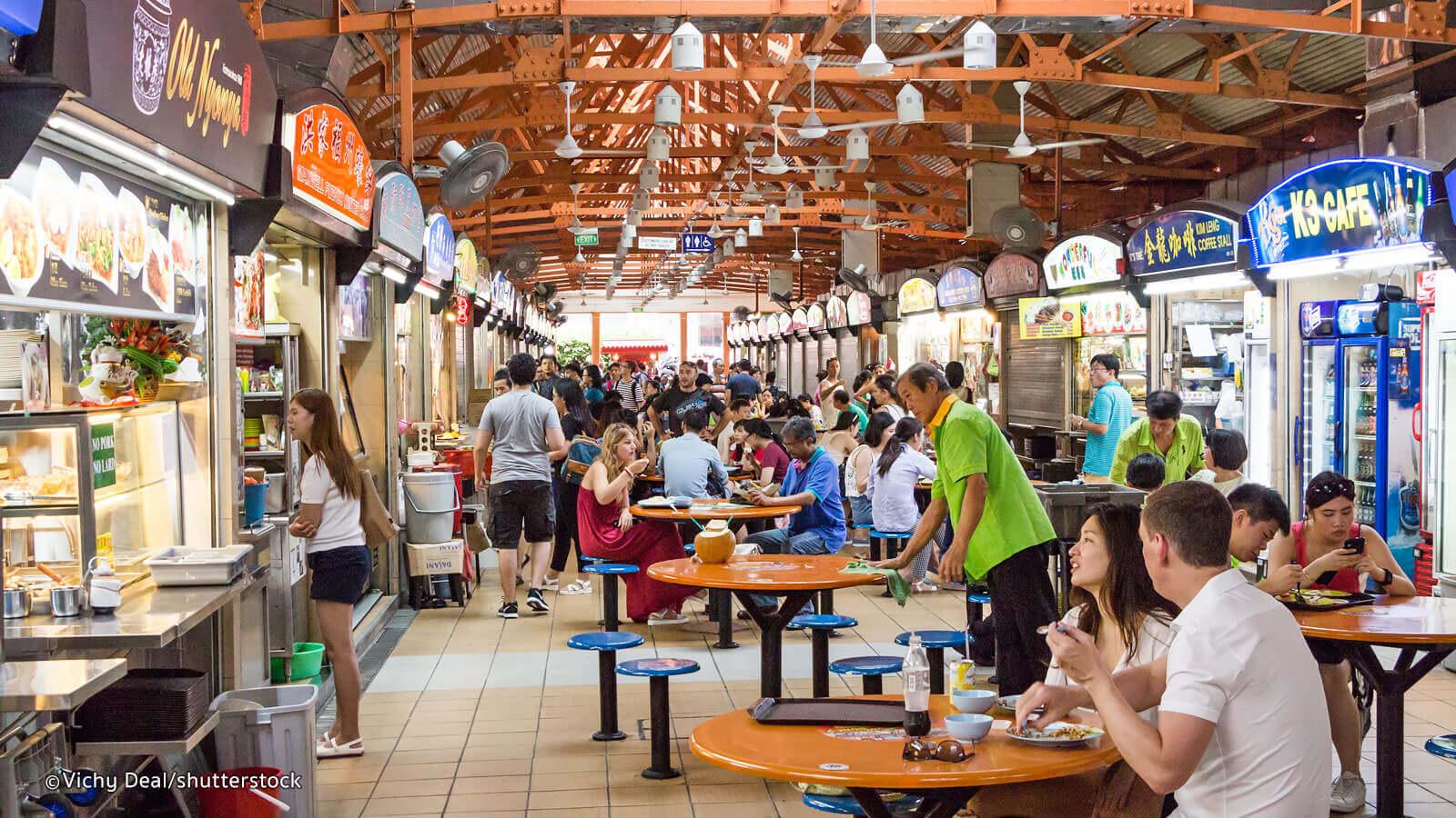 Street food - Bucătarii Hawkers