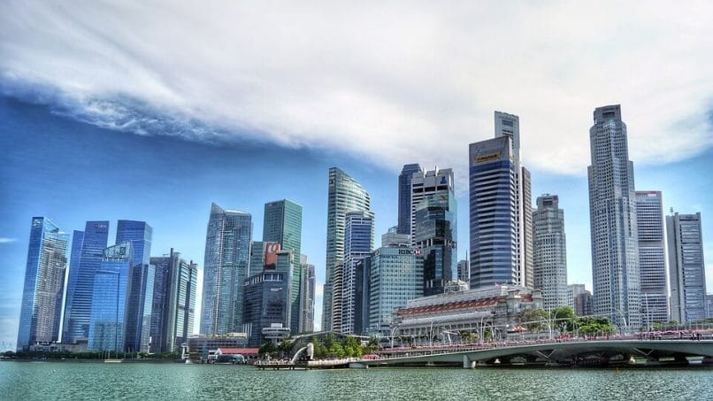 Cele mai înalte clădiri din Singapore