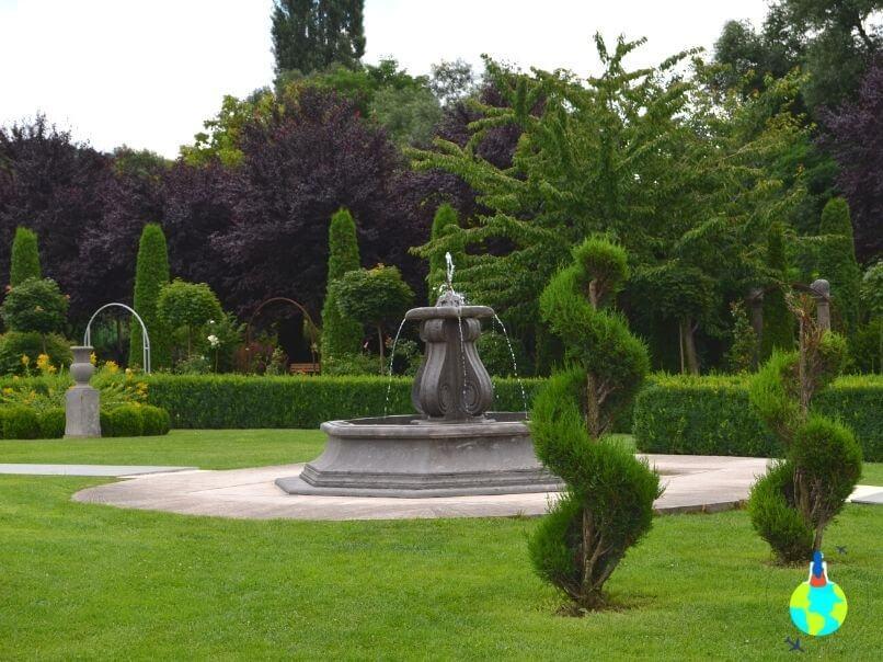 I Giardini di Zoe - fântână