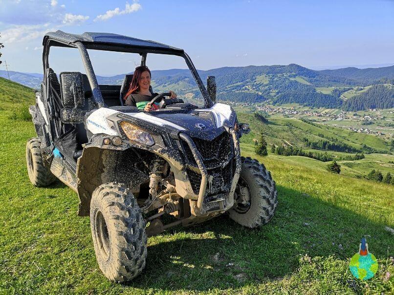 Adrenalină pe UTV - Discover Bucovinagy - Maverick Adventure