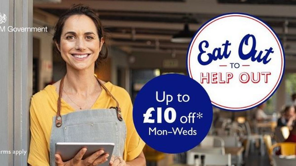 Eat-Out-To-Help-Out poster