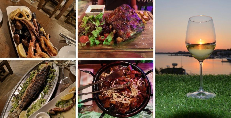 Nessebar, Sveti Vlas și Sunny Beach - Top 3 restaurante - Cover