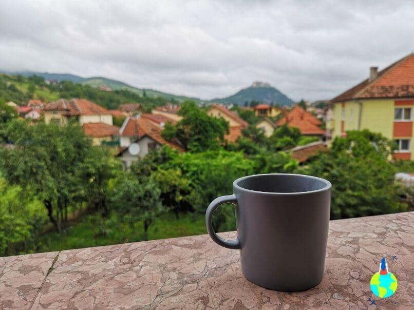 Ce să faci 2 zile la Deva - Coffe with a view la Nordic Home Deva
