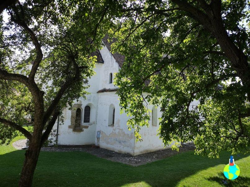 Prin Cetatea Hărman