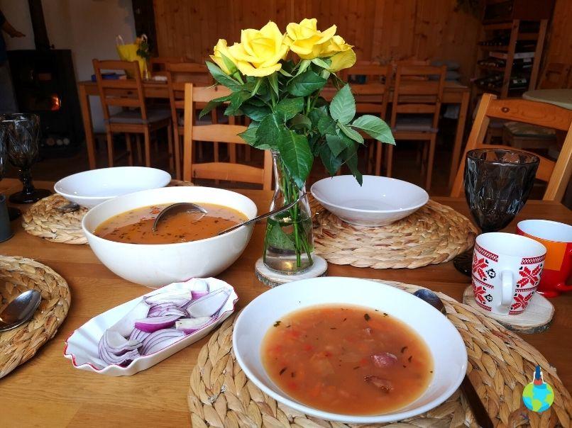 Prânz la Viscri 195