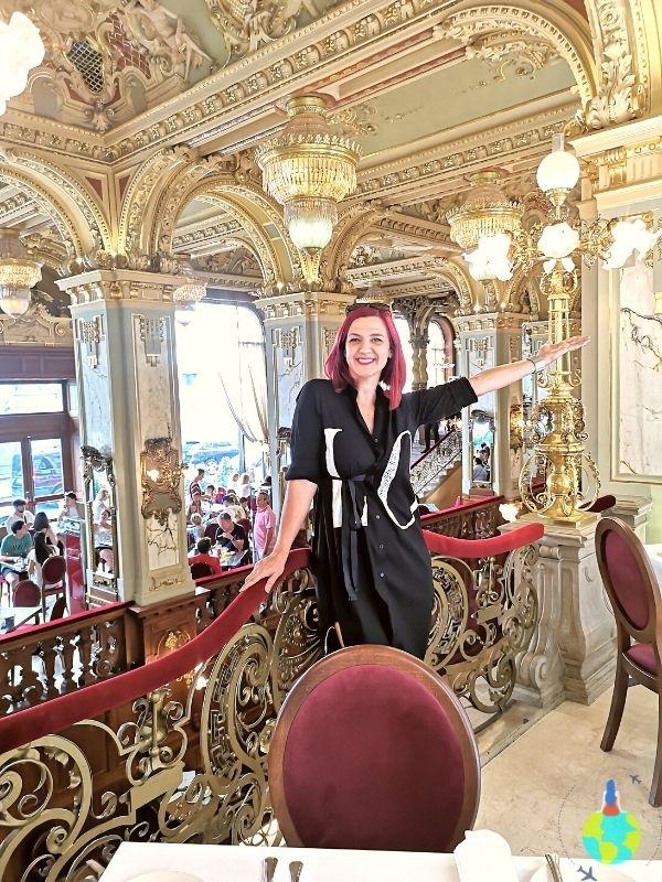 New York Cafe Budapesta cea mai romantică dintre capitale