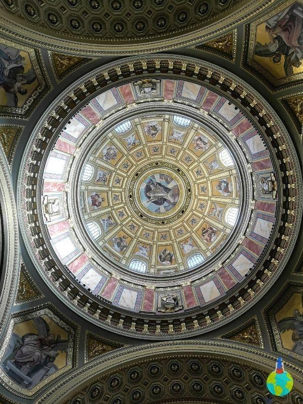 Cupola Bazilicii Sf. Ștefan