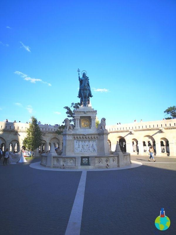 Statuia Regelui Ștefan