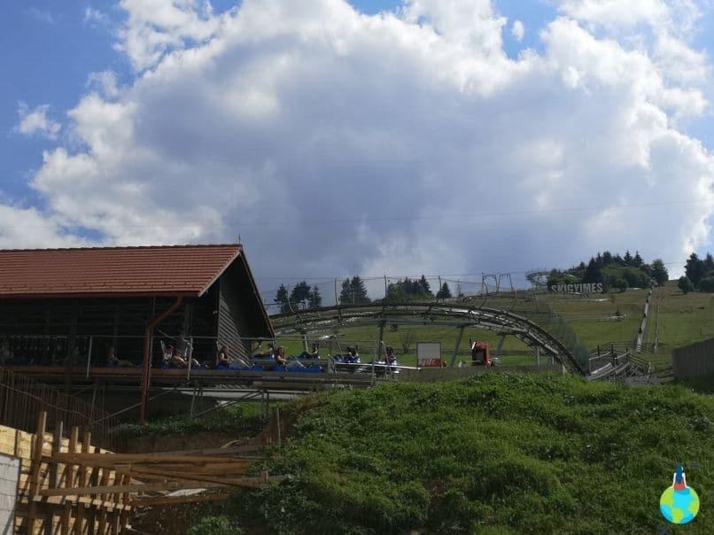 Complexul Ski Gyimes