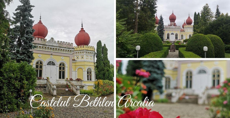 Castelul Bethlen de la Arcalia – Castelul Maur de la Bistrița