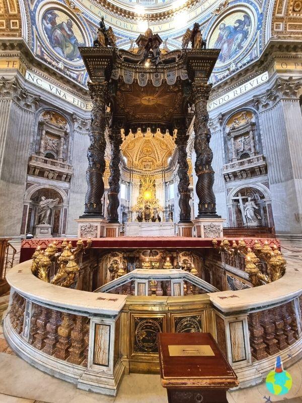 Mormântul Sfântului Petru